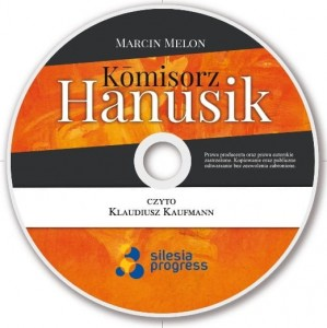 CD Kōmisorz Hanusik (audiobook)