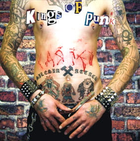 CASTET - Kings of Punk (CD)